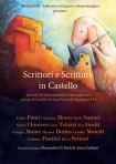 Scrittori e scritture in castello, maggio-luglio 2013